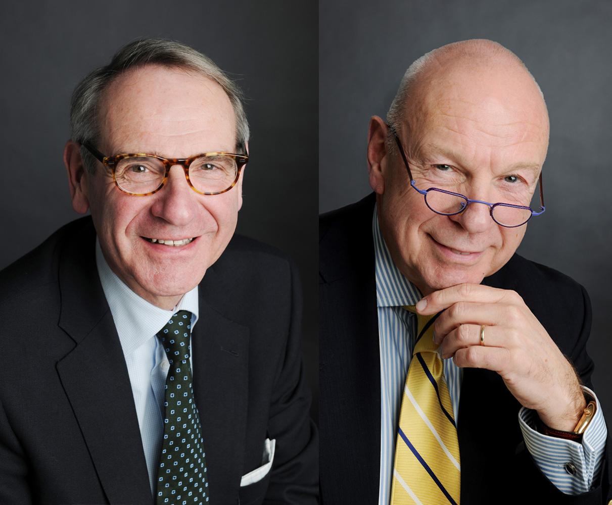 Wim en Guus Gerards